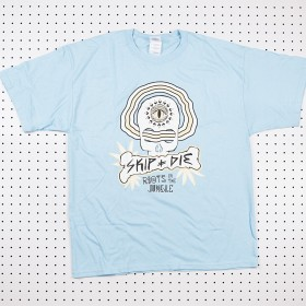 Riots in the Jungle Blue T
